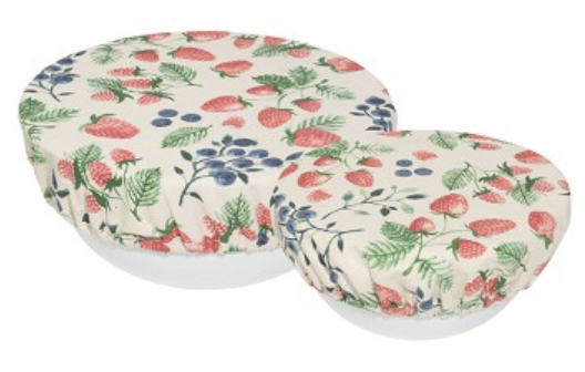 Berry Patch, Bowl Cover, set/2