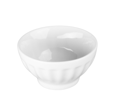 Fluted Bowl, 3.25 in
