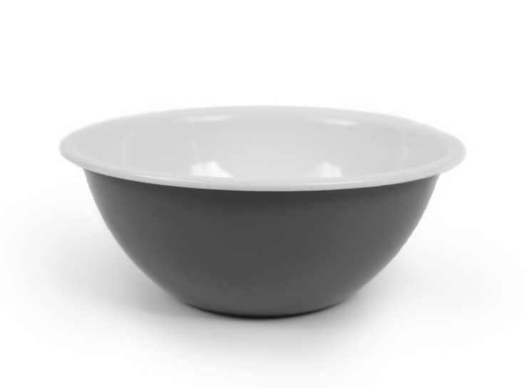 "Enamelware Serving Bowl, 8"" (2qt)"
