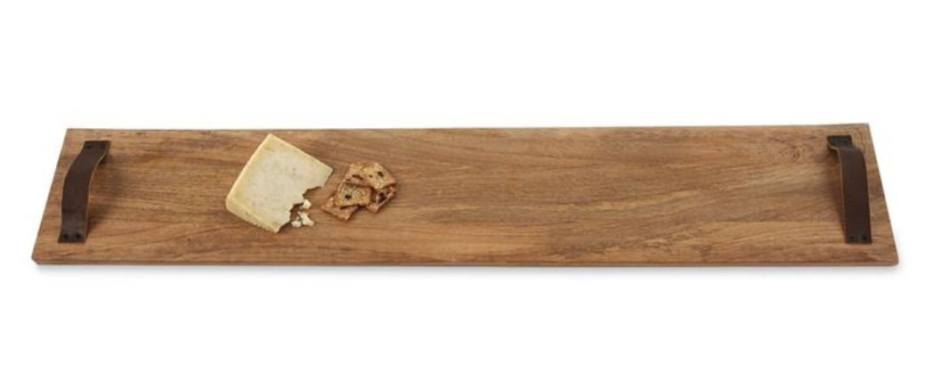 """Long Oversized Wood Board, 42"""" x 8"""" FOR LOCAL PICKUP OR DELIVERY ONLY; NO SHIPPING"""