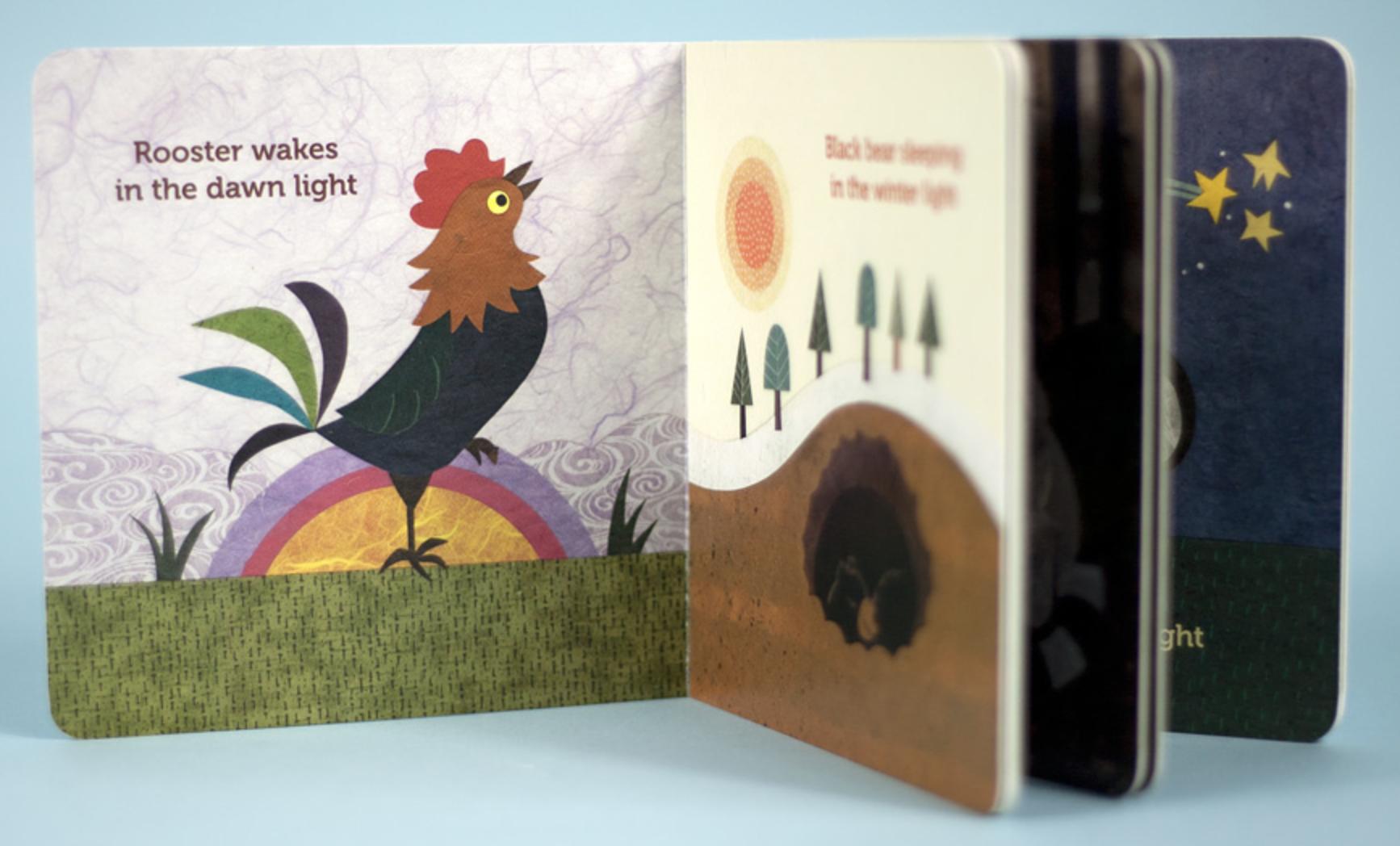 """Bunny Rabbit in the Sunlight,"" Board Book"