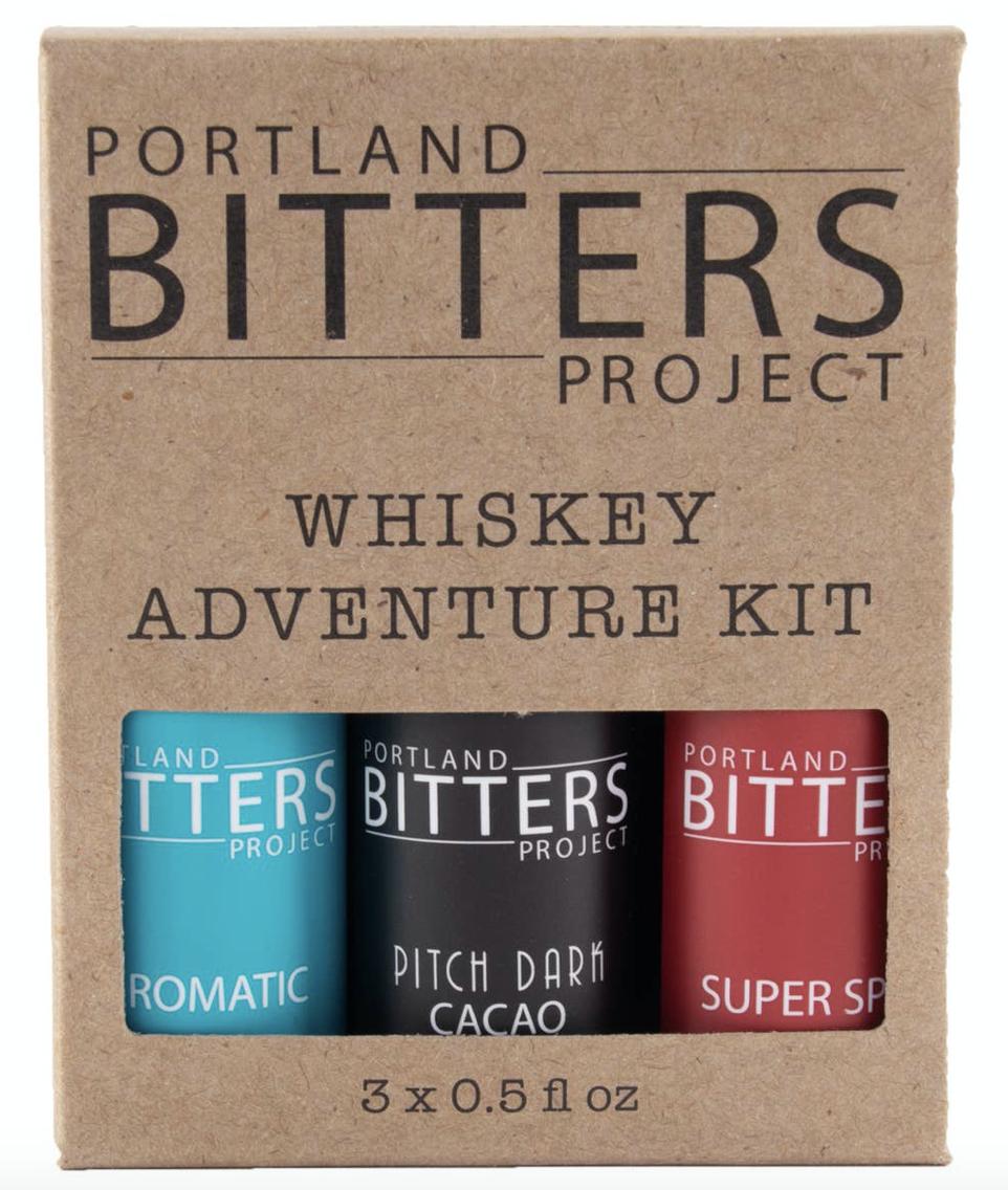 Portland Bitters Project Whiskey Bitters Adventure Kit