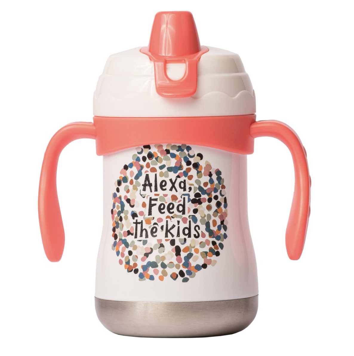 PURE Insulated Sippy Cup, Assorted Designs, 9oz (Updating)