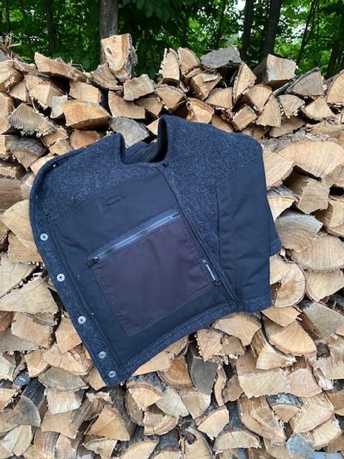 Lester River Bushcraft 100% Wool Vest