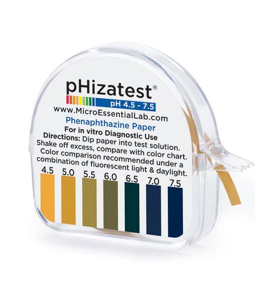 Nitrazine pH Test Paper 4.5 - 7.5