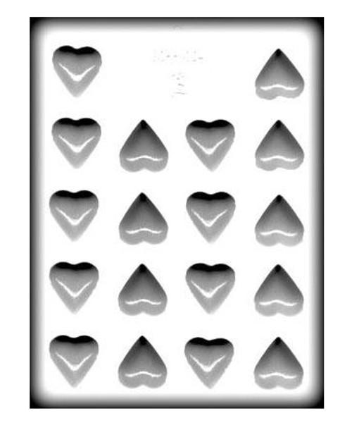 Heart Hard Candy Mold / 1.25 in.