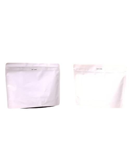 White 8x6x2in. CR Bags 500pk