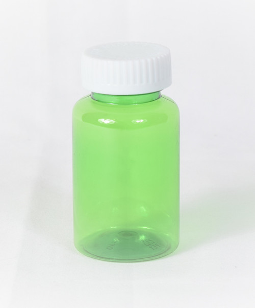 Green 40dr Prefer Vial CR cap