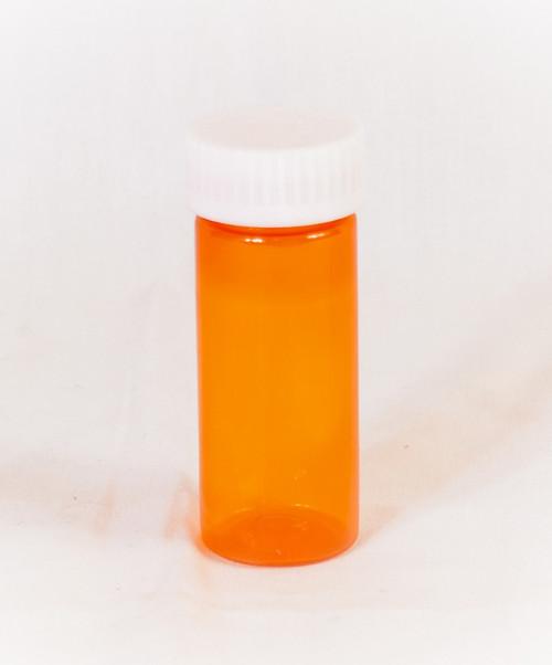 Amber 16dr Prefer Vial CR cap