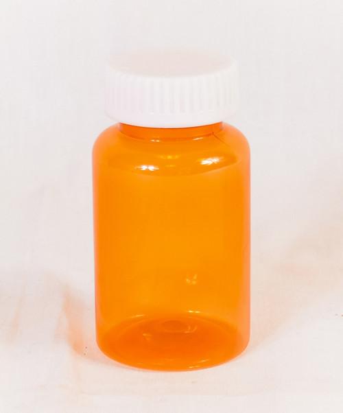 Amber 40dr Prefer Vial CR cap