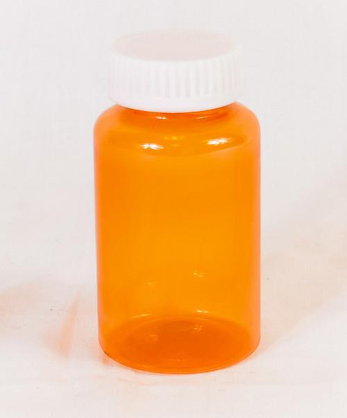 Amber 50dr Prefer Vial CR cap