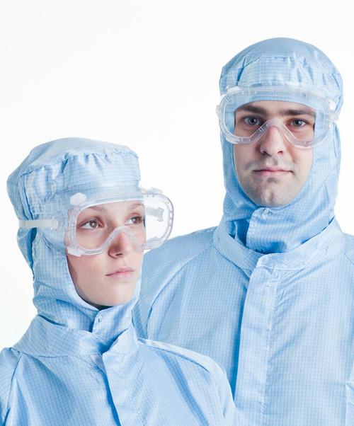 Sterile Single Use Goggles Nitritex BioClean Cleaview
