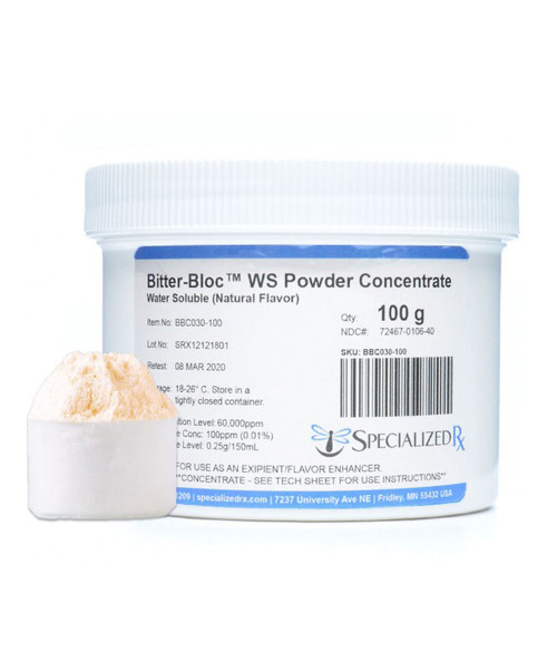 Bitter-Bloc WS Powder Concentrate