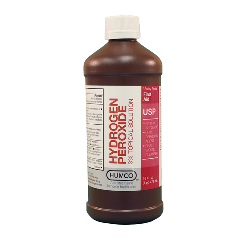 Hydrogen Peroxide Topical Solution