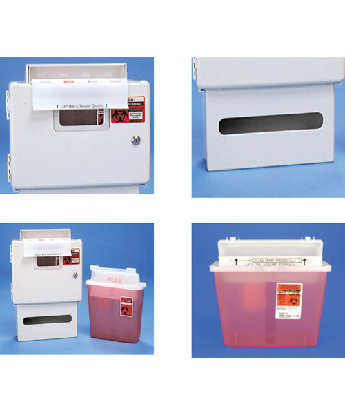 Sharps Disposal System