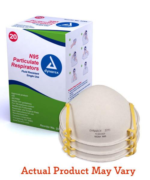 N95 Disposable Respirators