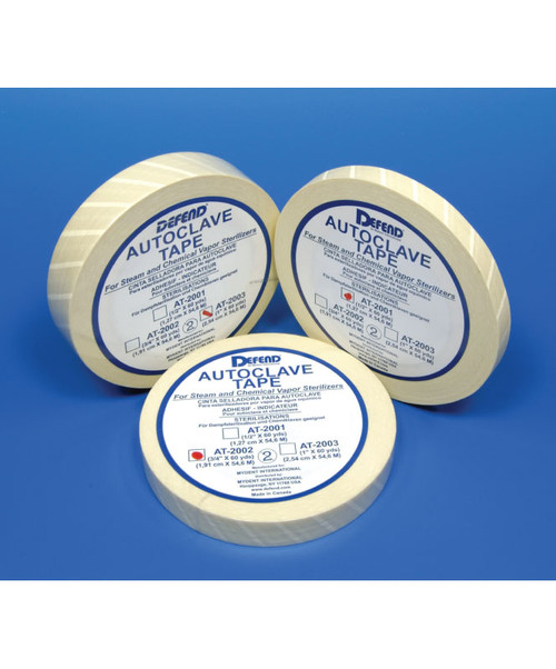 Autoclave Tape / 1 in.