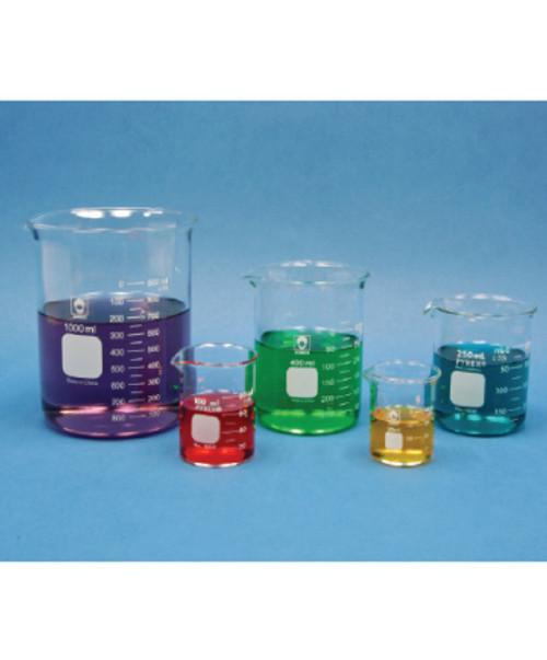Glass Beakers - Graduated