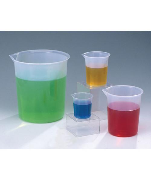 Plastic Beakers - Graduated