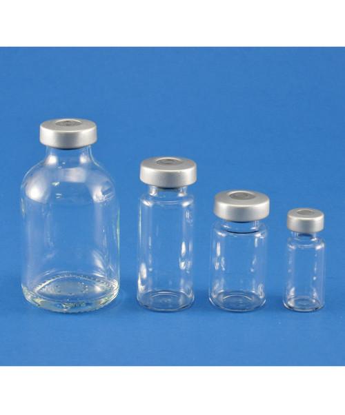 Sterile Glass Serum Bottles