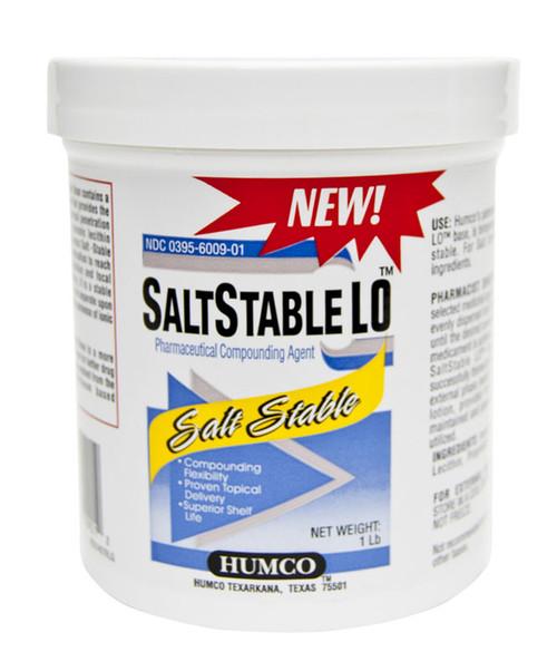 Humco SaltStable LO™ Base