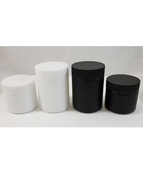 Sleekline Jars with Child-Resistant Caps