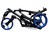 Stonehaven Glide SVL Buggy - Charcoal/Blue