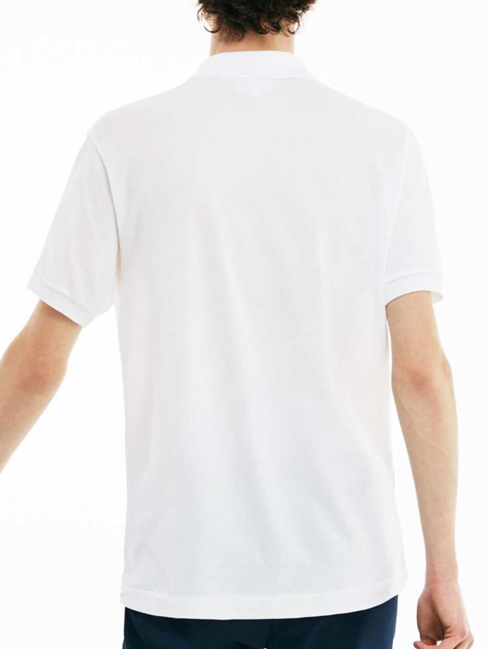 df49b6fe Lacoste L.12.12 Classic Polo - White - Mens For Sale | GolfBox