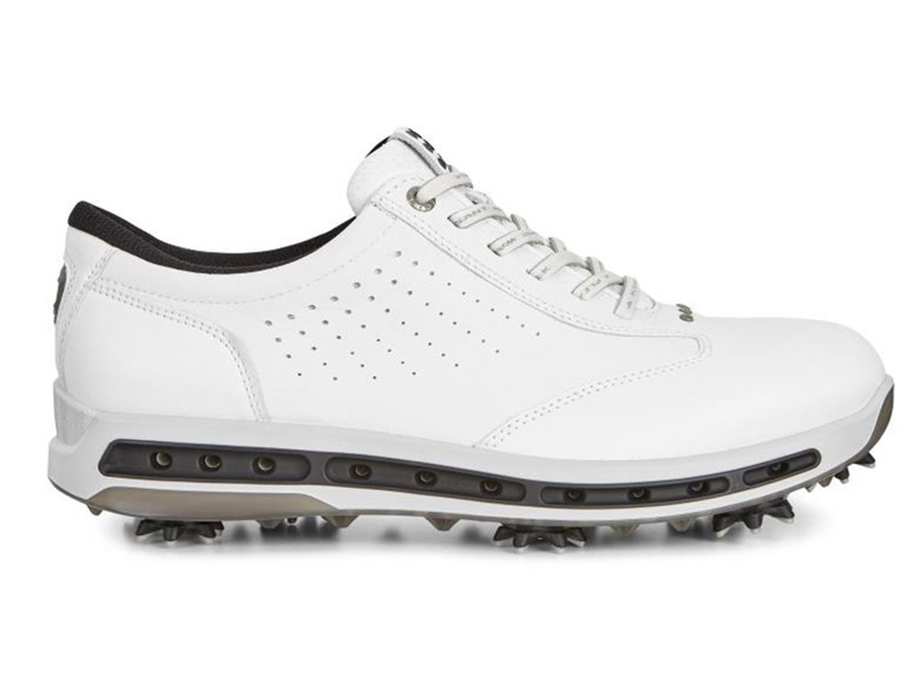 244d054f Ecco Cool Golf Shoes - White