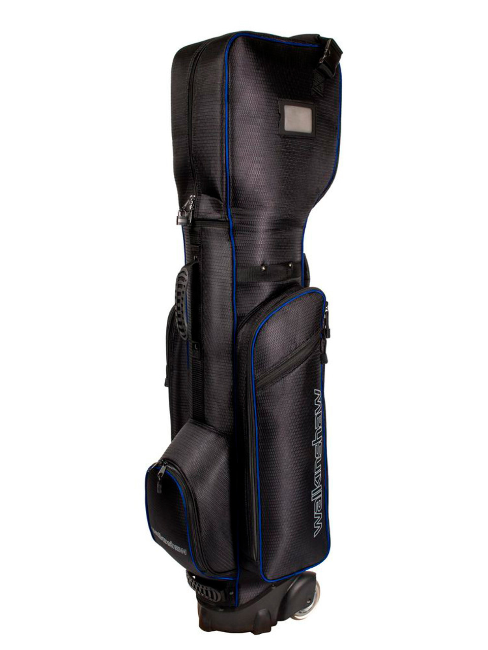 Walkinshaw Wheelie Golf Travel Bag Black Blue For Sale  dcb8cd67028a4