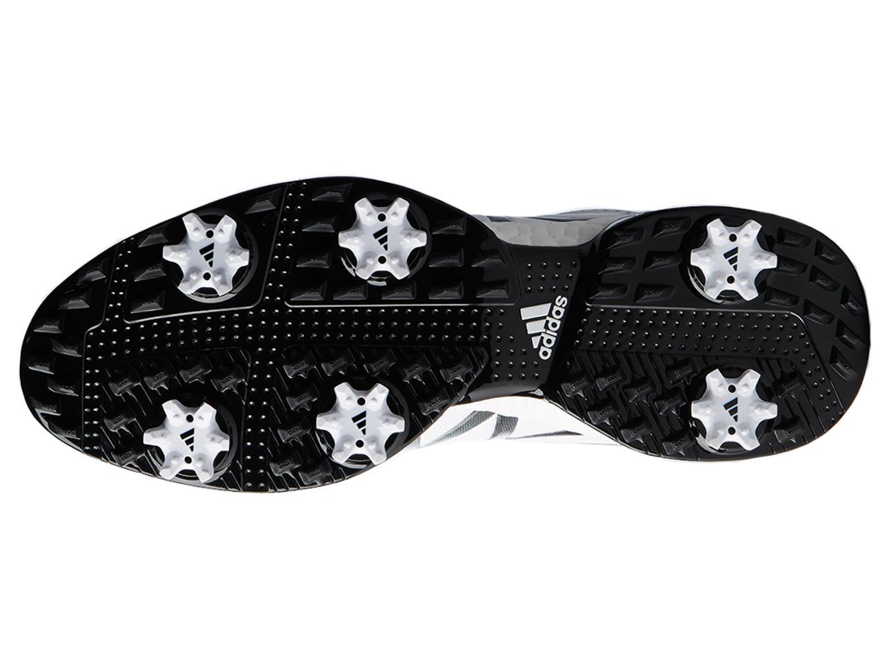 pretty nice a2107 fe03c Adidas W Adipower Boost BOA Golf Shoes - White Black