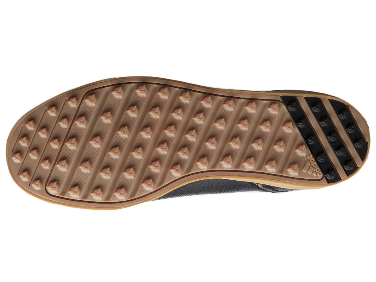 8010e9da844 Adidas Adicross Classic Golf Shoes - Core Black/FTWR White - Mens ...