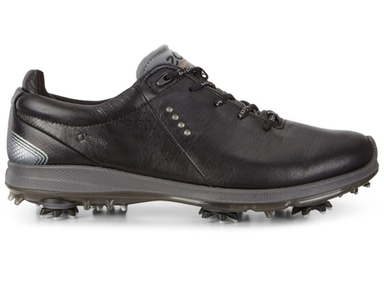 Ecco Biom G2 Golf Shoes - Black/Black