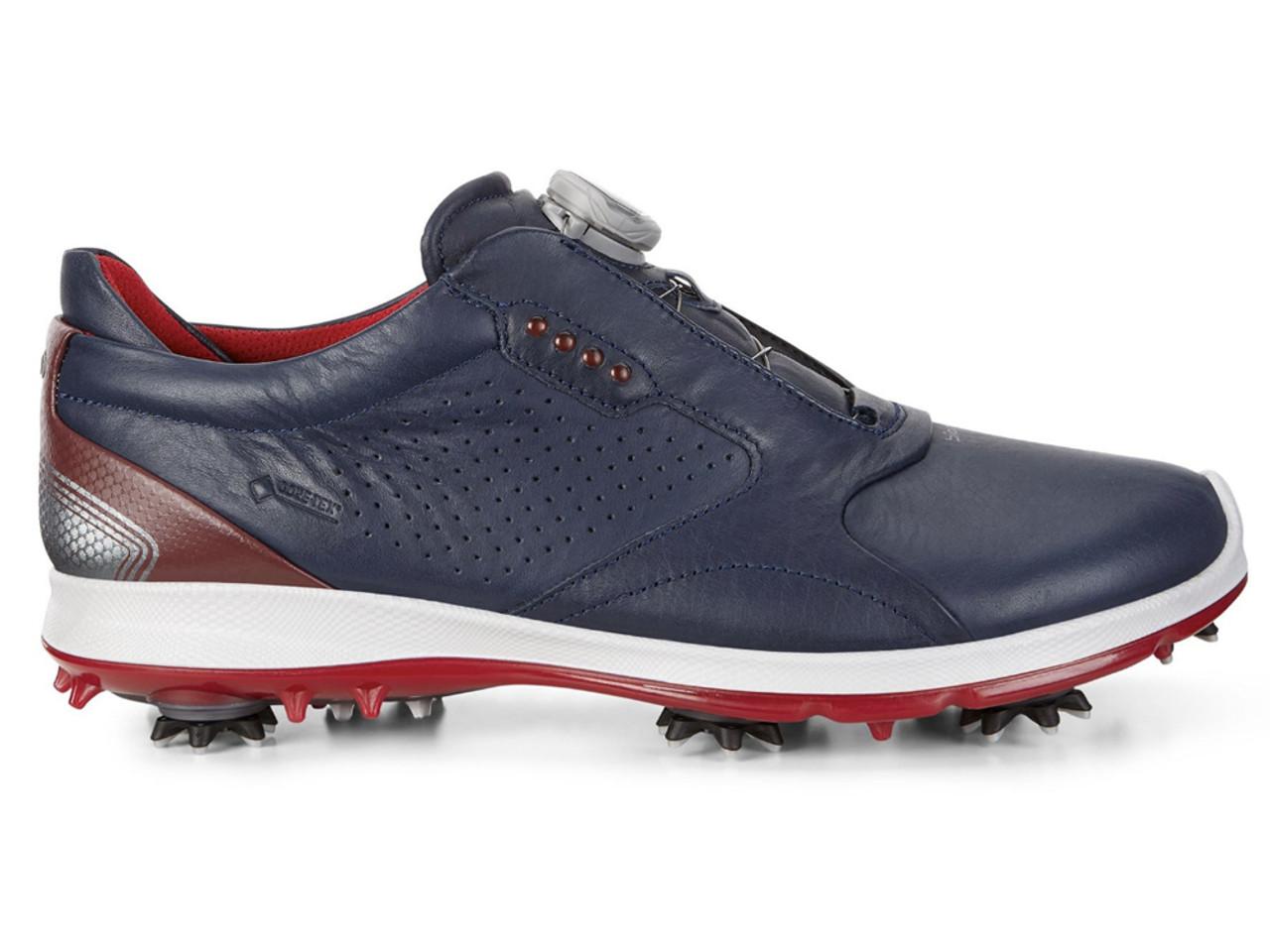 b60de4194f4d Ecco Biom G2 BOA Golf Shoes - True Navy Brick - Mens For Sale