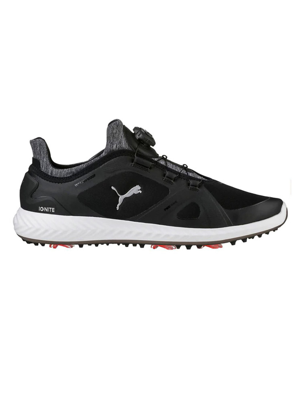 af538c0c0853e Puma Ignite PWRadapt DISC Shoes - Black/White