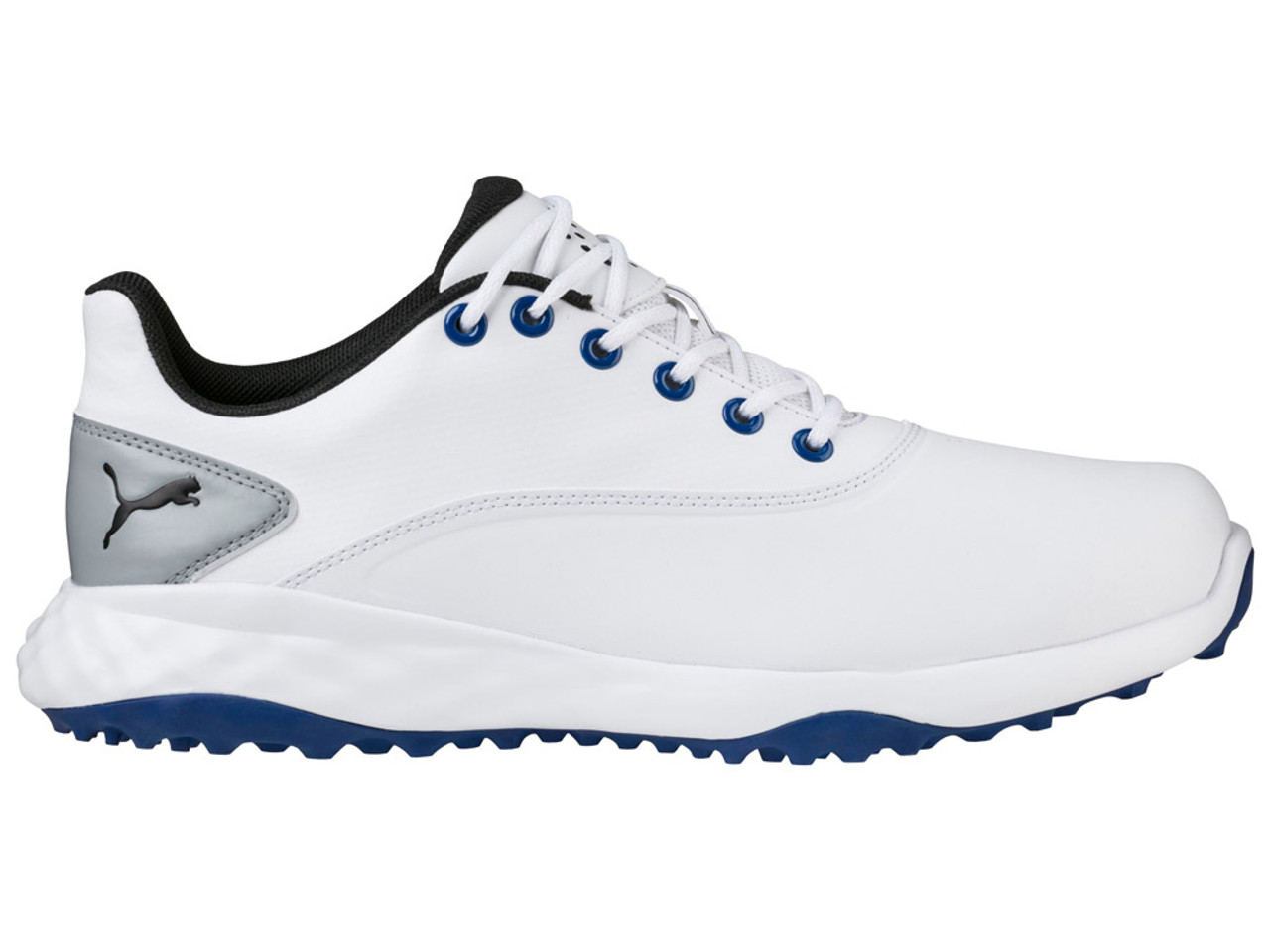 Puma Grip Fusion Shoes WhiteBlackTrue Blue