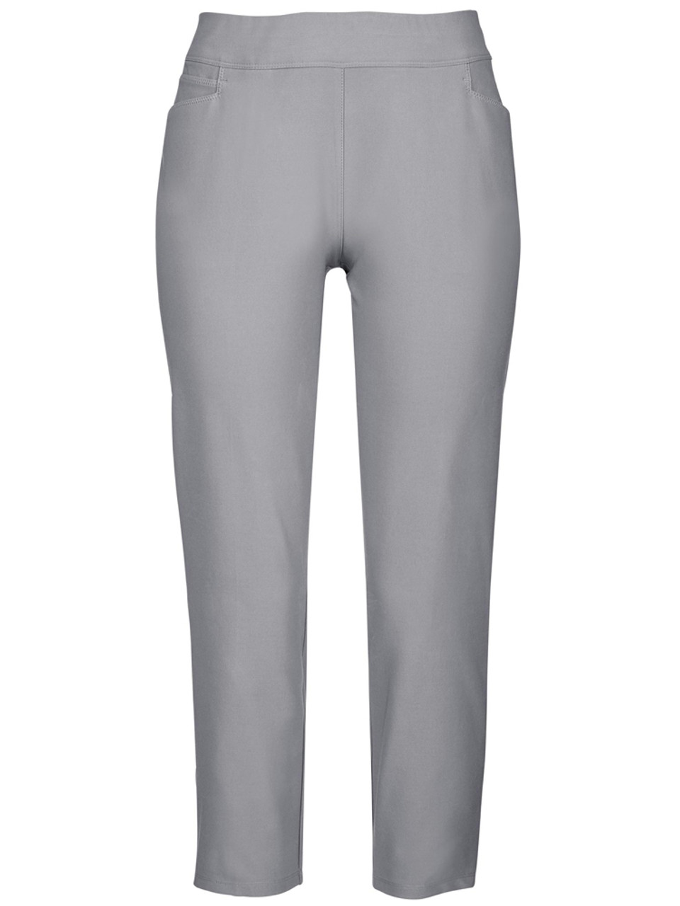 c6aebfa61d2b Adidas Ladies Adistar Ankle Pant - Grey Three - Ladies For Sale ...