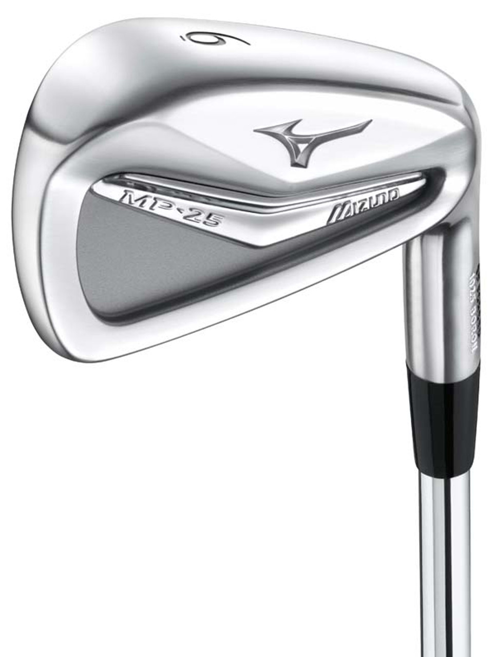 666b3e09e1f4 Mizuno MP-25 Irons Steel Shaft 3-PW For Sale | GolfBox