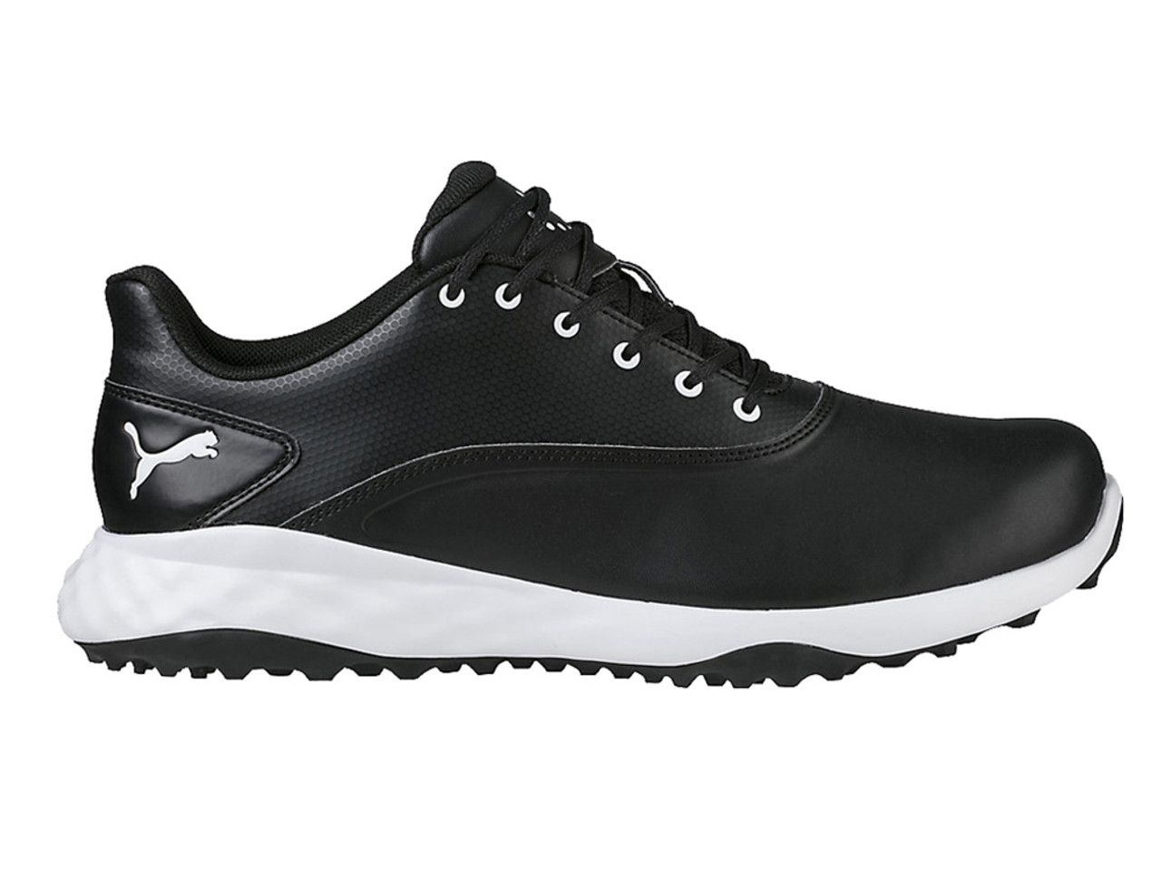 Puma Grip Fusion Shoes BlackWhite