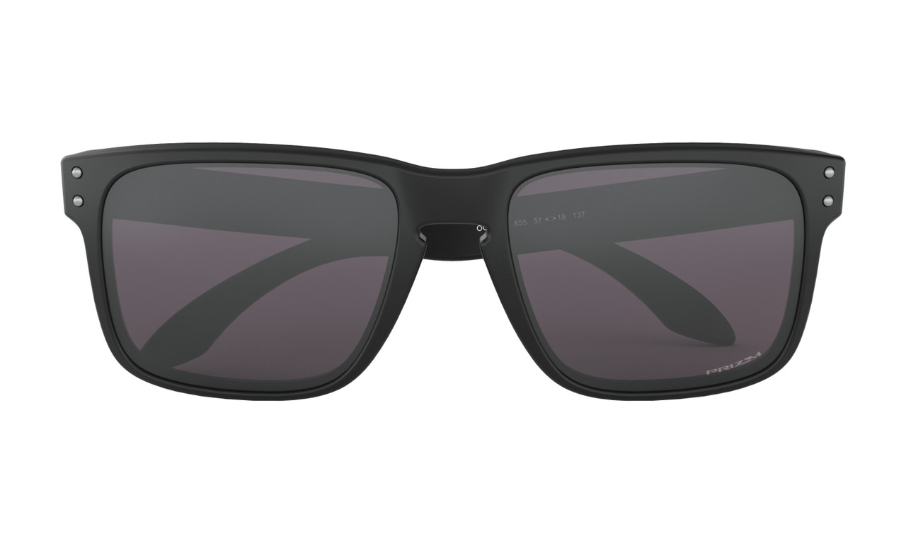 a78d932a1b Oakley Holbrook Sunglasses - Matte Black w  PRIZM Grey For Sale ...