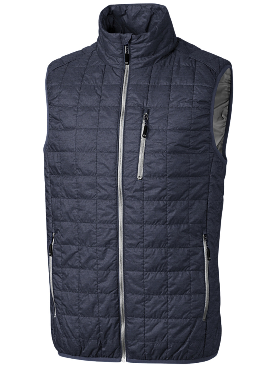 2cd92120 Cutter & Buck Rainier Vest - Anthracite Melange - Mens For Sale ...