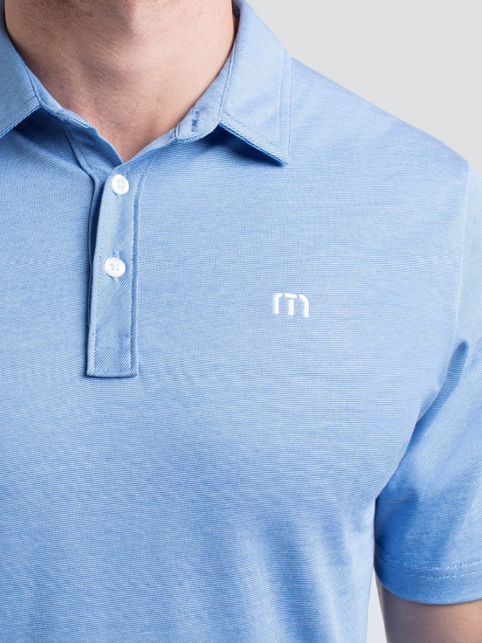 b9ee99d7 Travis Mathew The Zinna Polo - Strong Blue - Mens For Sale   GolfBox
