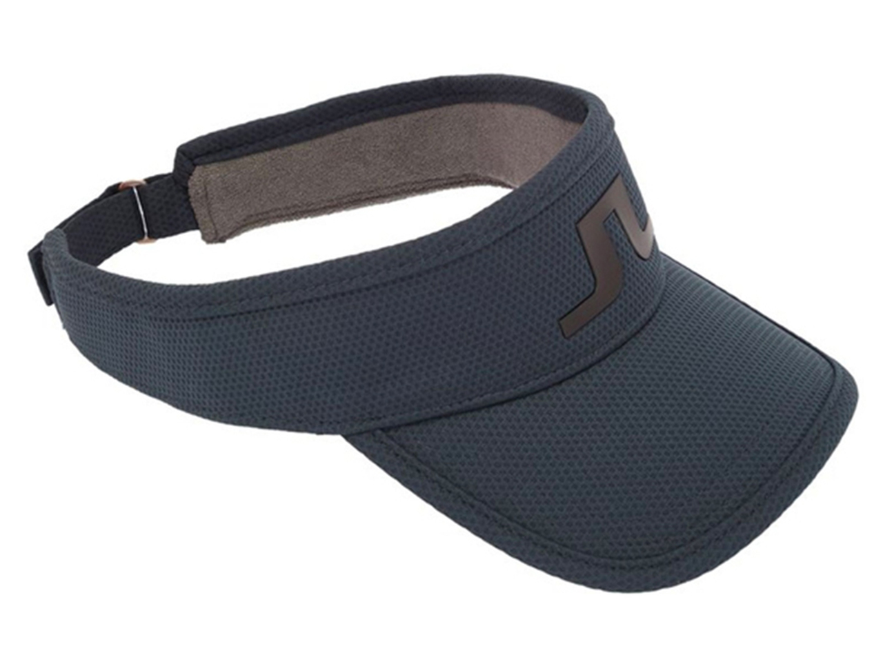 15c859f215d J.Lindeberg Ian Pro Poly Visor - Dk Grey - Mens - Polyester For Sale ...