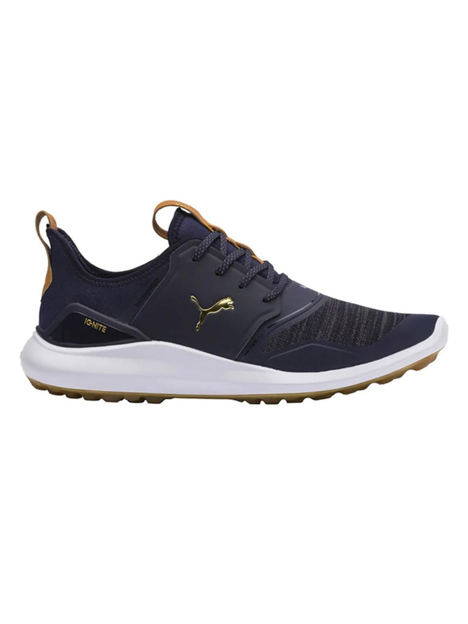 d3ff2ed8d014c8 Puma Ignite NXT Golf Shoes - Peacoat - Mens For Sale | GolfBox