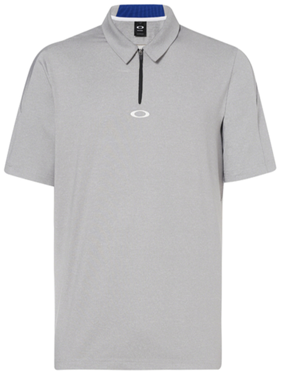13941eef9c6de Oakley Performance Ellipse Golf Polo - Granite Heather - Mens For Sale