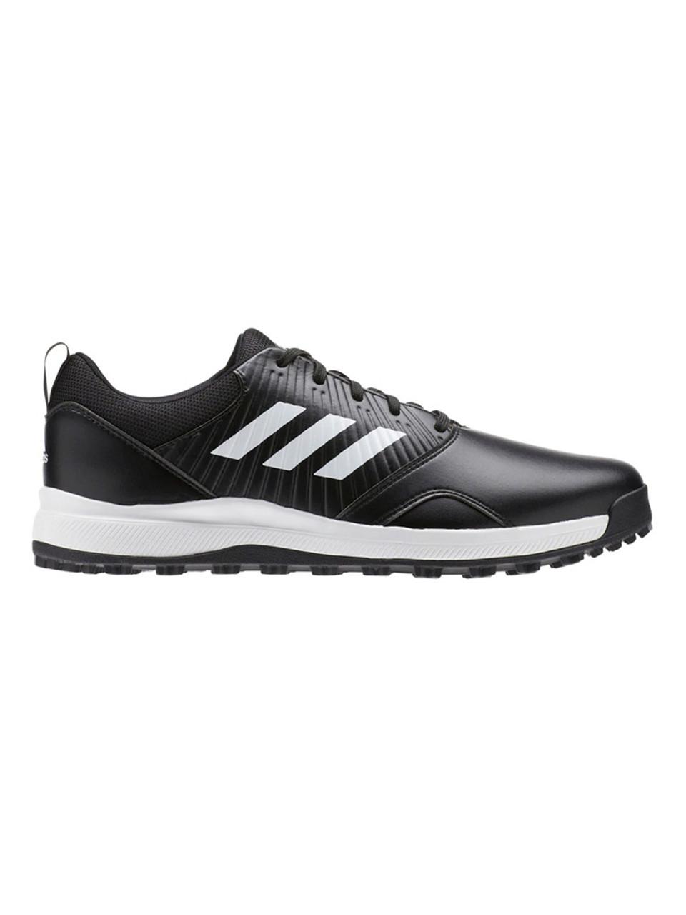 ccf516625e07 Adidas CP Traxion SL Golf Shoes - Core Black FTWR White - Mens For ...