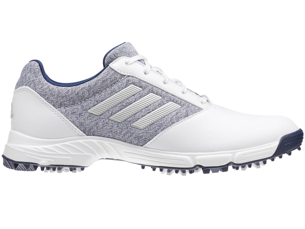 5a65ad4c43a469 Adidas W Tech Response Golf Shoes - FTWR White/Night Indigo - Ladies ...