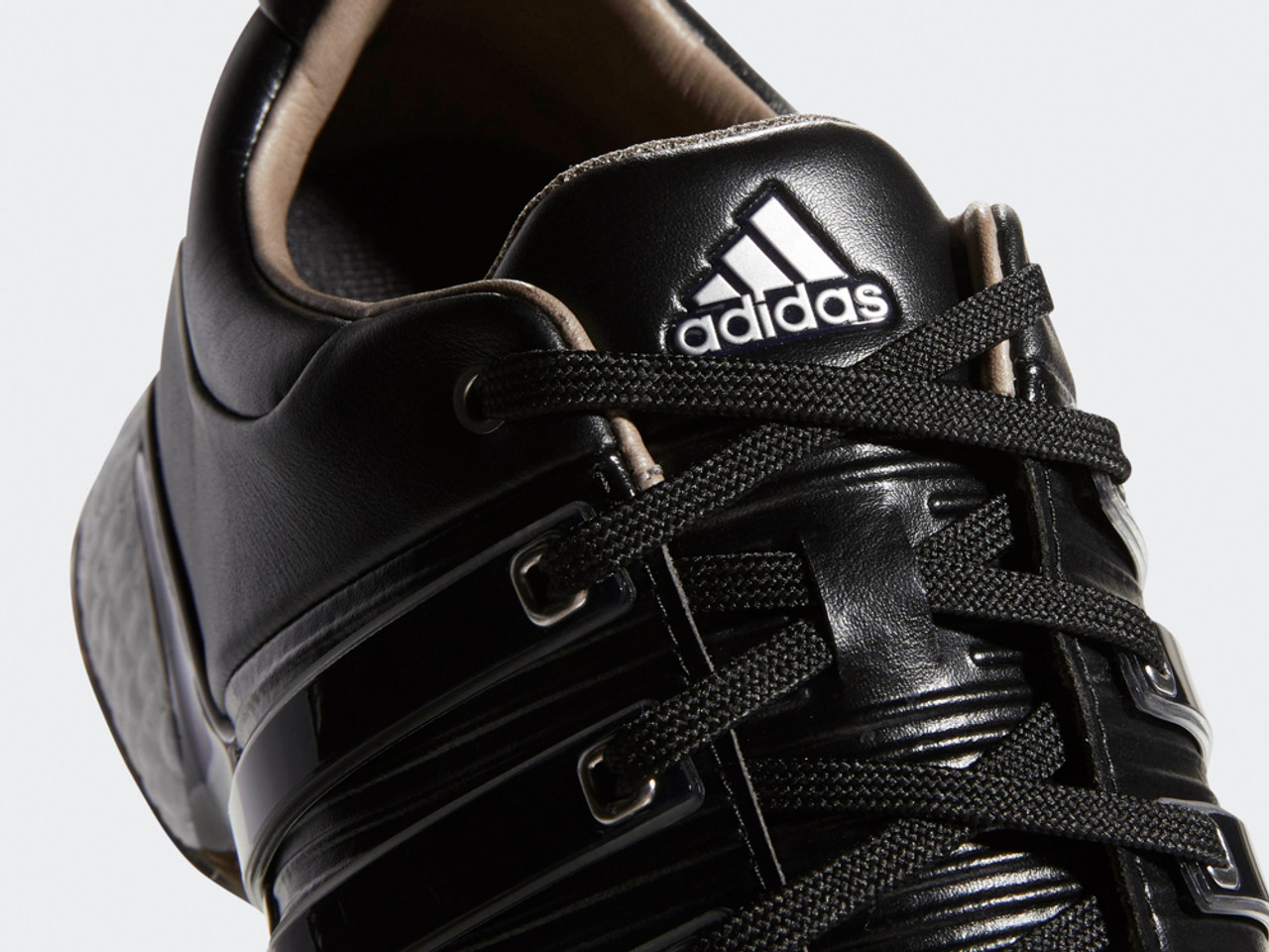 f8a3d6dd2a277 Adidas Tour360 XT Golf Shoes - Core Black Silver Met. - Mens For ...