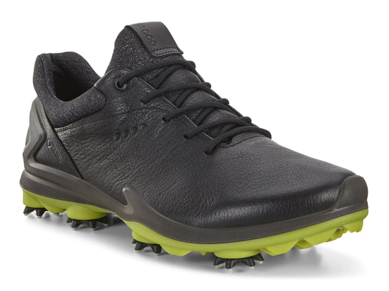 quality design professional website variety design Ecco Biom G3 Golf Shoes - Black