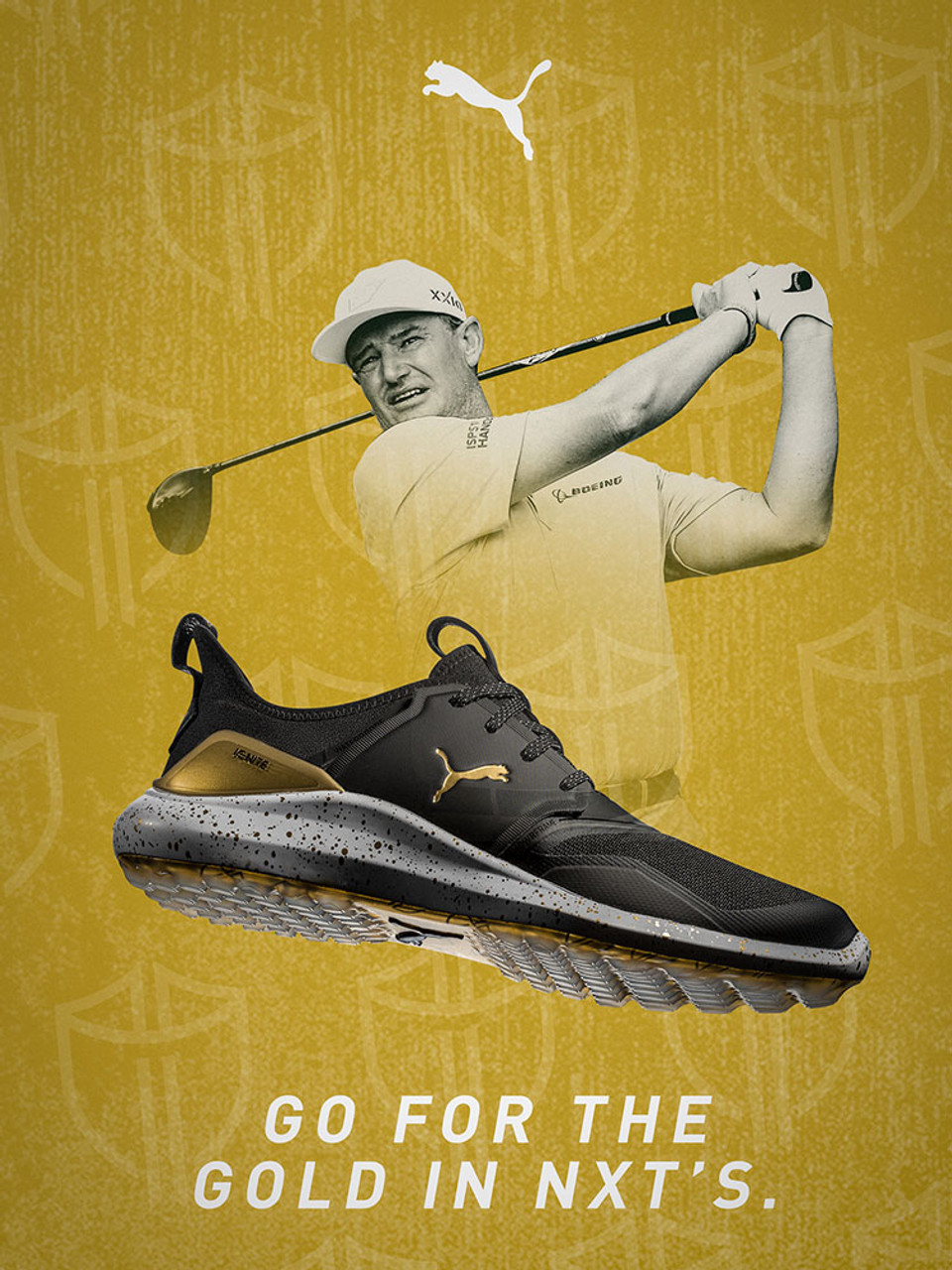 Puma LE Ignite NXT Presidents Cup Golf Shoes